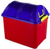 Heidrun box úložný pojizdný 45 l 1697/K
