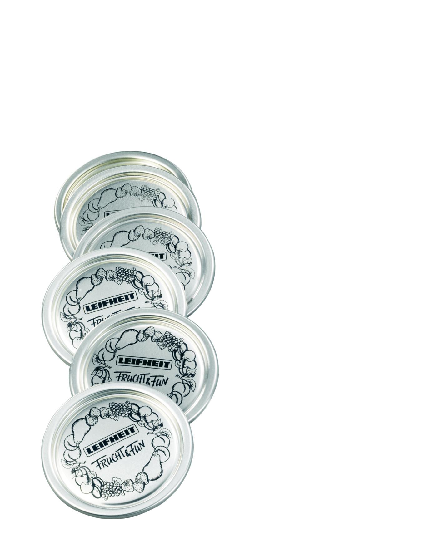 Leifheit víčka na zavařovací sklenice 36400