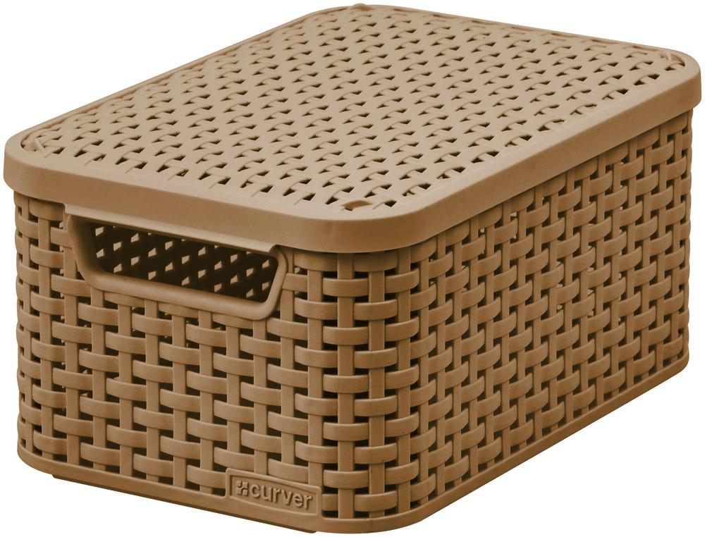 Curver úložný box RATTAN Style2 03617-213