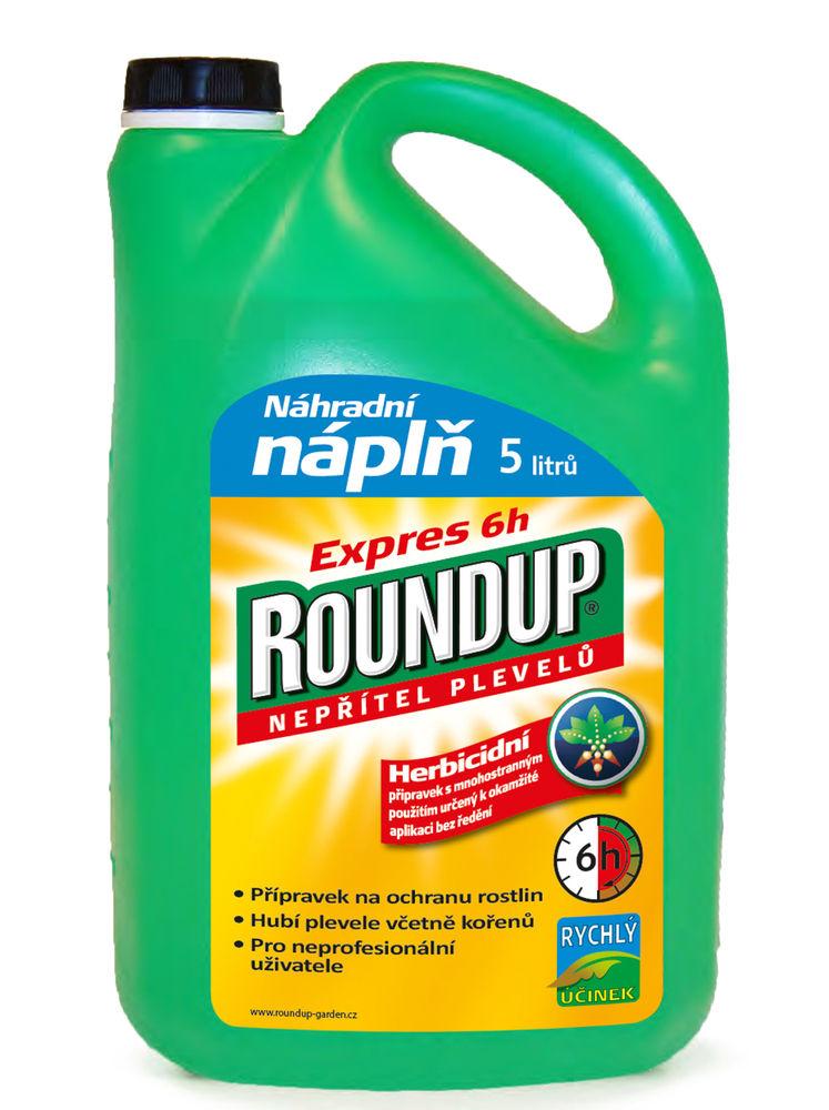 Roundup Express 6h 5l náplň 11887102