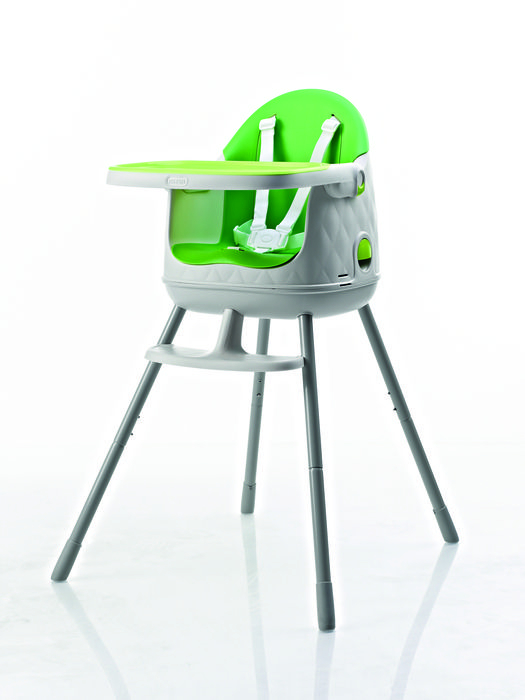 Curver dětská jídelní židlička rostoucí 6m-4r 222666
