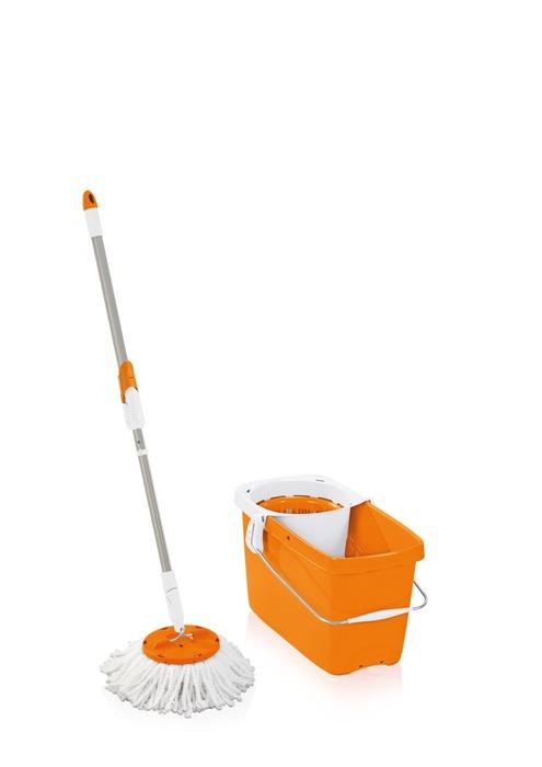 Set CLEAN TWIST Mop orange 52058