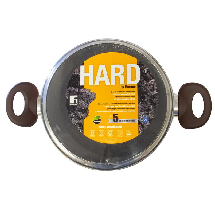 Kastrol s pokličkou 24 cm HARD