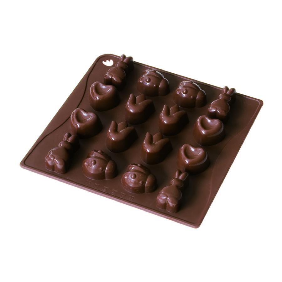 Silikonová forma na čokoládu nebo led (02467)