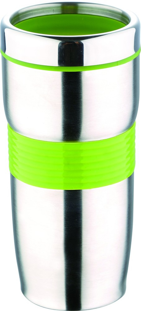 Cestovní hrnek VIAGGIO 425ml zelený RB-3021-GR