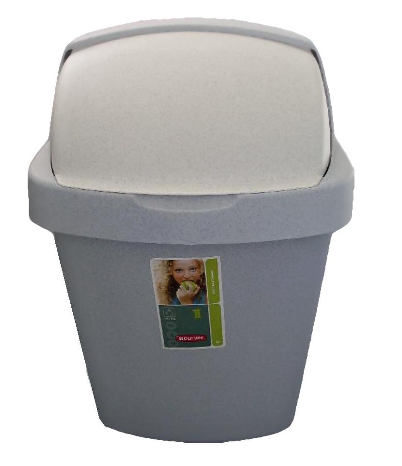Curver ROLL TOP odpadkový koš 25 l 03976-856