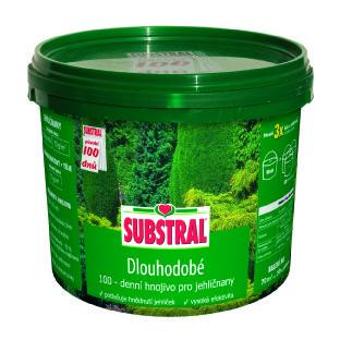 Substral 100 denní hnojivo pro konifery 5 kg 1316102