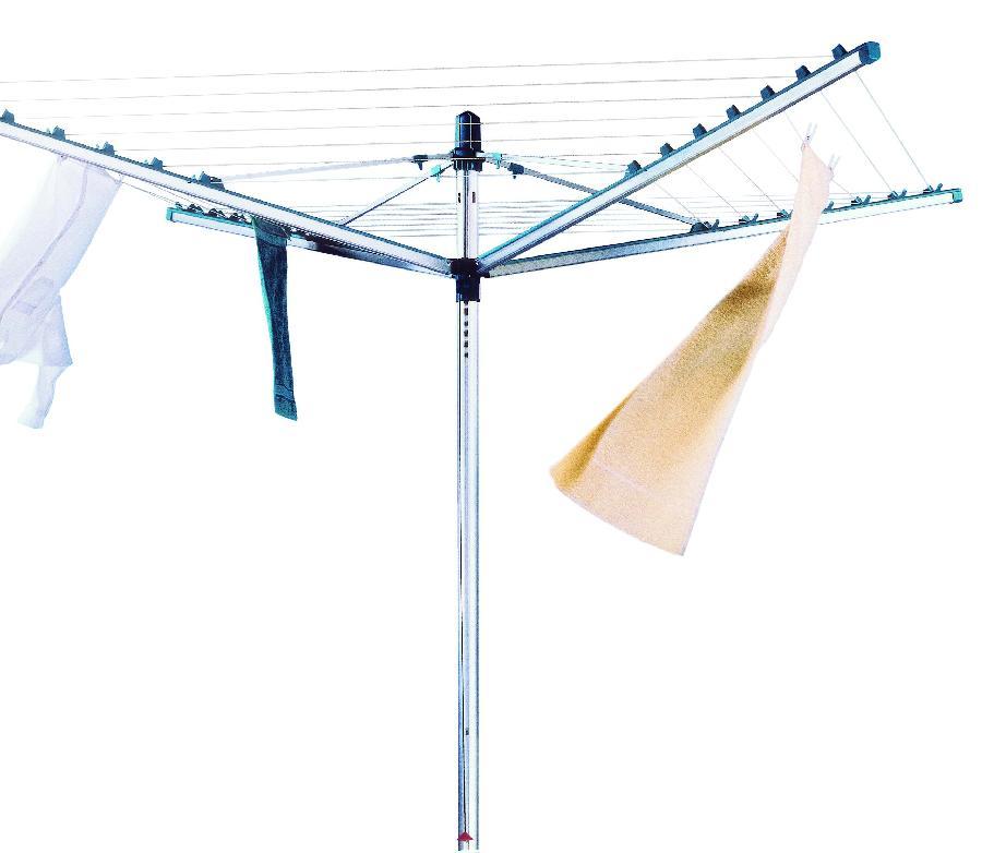 Leifheit LINOMATIC M400 sušák na prádlo 85245