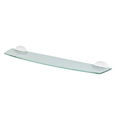 Spirella LEMON skleněná koupelnová polička 1010593